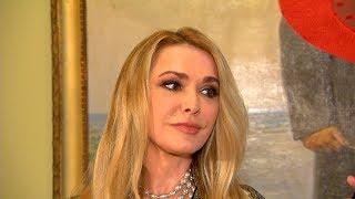 Як Ольга Сумська вживалася в роль у серіалі «Кріпосна»