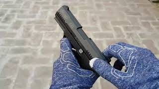 WALTHER P22 PISTOL SHOOTING