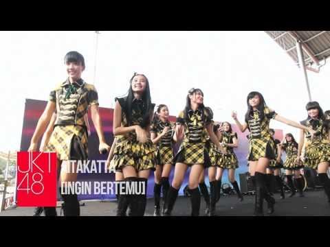 JKT48 live performance: iFest @ PRJ [05.05.2012]