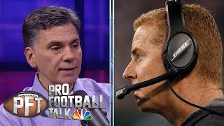 PFT Overtime: Is Garrett on hot seat if Cowboys lose to Eagles? | Pro Football Talk | NBC Sports