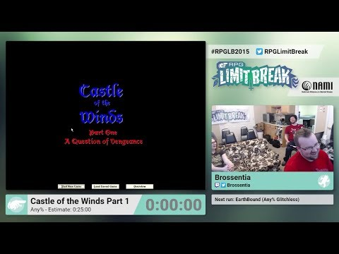 Castle of the Winds Part 1 by Brossentia RPG Limit Break 2015 Part 10