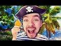 SO MUCH TREASURE | Sea Of Thieves #2 w/Robin & Ethan