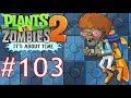 ДИСКО НИКОГДА НЕ УМРЕТ\\Plants vs. Zombies 2: It's About Time#103