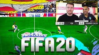 FIFA 20: VOLTA MATCH vs MOAUBA (WELTMEISTER) 🔥🔥