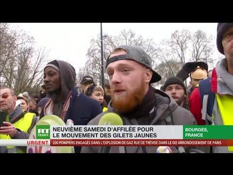 «Grand débat national» : pour Maxime Nicolle, «beaucoup de personnes ont des gros doutes»