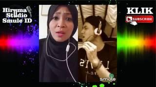 PASANGAN DUET SMULE TERBAIK KHAI BAHAR Feat SITI NORDIANA - KU TAK AKAN BERSUARA