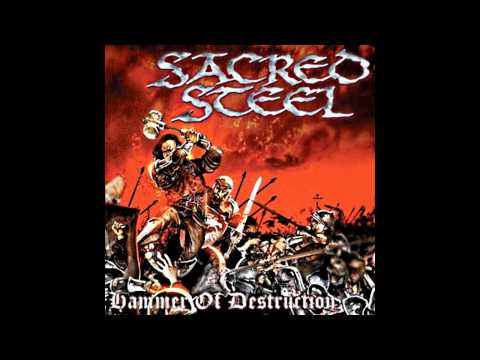 Sacred Steel - Maniacs Of Speed