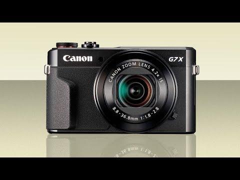 Canon G7X Mark iii Clean HDMI Out Live Stream Demo
