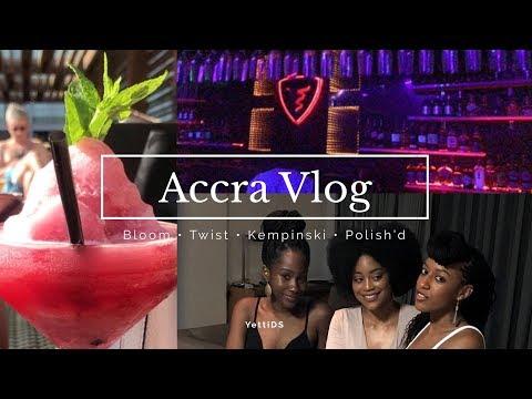Accra Vlog #2 | YettiDs