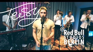 Teesy - Beim 2.Mal | (Live Session @ Red Bull Studios Berlin)