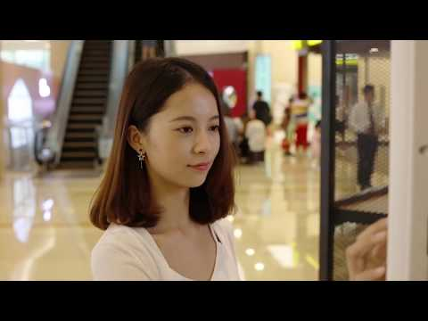 Paying with your face in Hangzhou