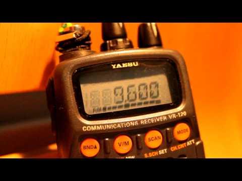 9600kHz - China Radio International (CRI)