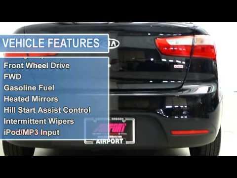 2012 Kia Rio   Airport Chevrolet Buick GMC Cadillac   Medford, OR 97504