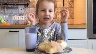 Пирожки с конфетами. Дети готовят еду сами без родителей.