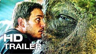 МИР ЮРСКОГО ПЕРИОДА 2 ✩ Глаз Т-Рекса Трейлер #1 ТИЗЕР (Крис Пратт, Динозавры, Экшен, Sci-Fi, 2018)
