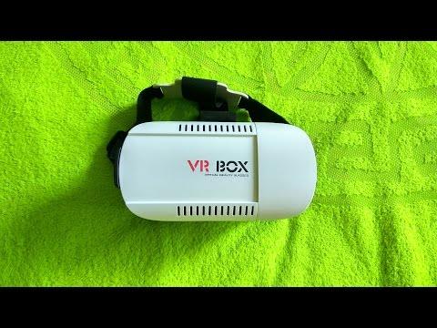 Видео очки обзор