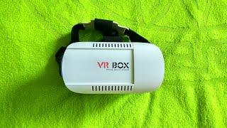 ОЧКИ ВИРТУАЛЬНОЙ РЕАЛЬНОСТИ VR BOX 3D ► обзор(, 2016-04-18T11:11:14.000Z)