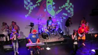 Banana Band Chile - Presentación en Sala SCD