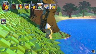 Lego Worlds - MY DREAM HAS COME TRUE! - Minecraft Style Lego Game! Lego Worlds Part 1