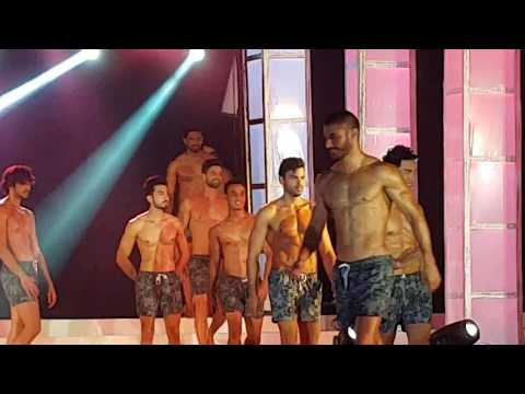 Man of the World 2017 - Swimwear Competition part 2
