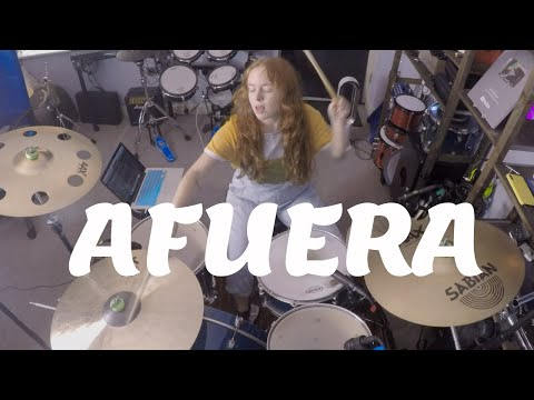 Afuera – Caifanes – Drum Cover