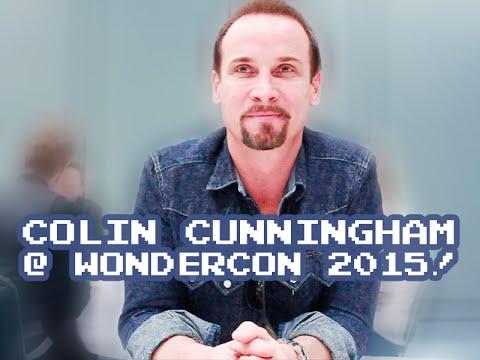 Falling Skies' Colin Cunningham at Wondercon 2015