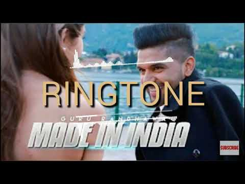 Guru Randhawa: MADE IN INDIA RINGTONE download