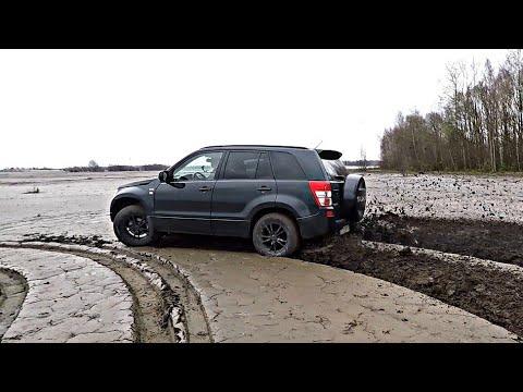 Suzuki Grand Vitara Off Road Test