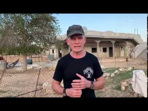 Dave Eubank of the Free Burma rangers Aid Agency in N.E. Syria gave a video update, Nov 13th.