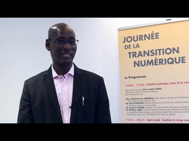 Humain et transformation numérique - Interview