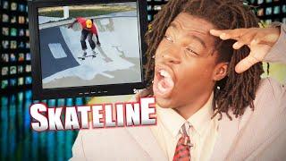 SKATELINE - Marc Johnson, Mike Carroll, Chris Pfanner, Jimmy Wilkins, Cody Davis & More