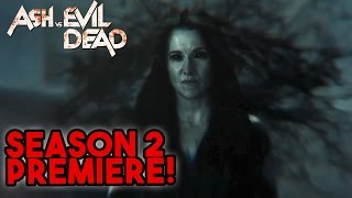 "Ash vs Evil Dead 2x01 ""Home"" – BREAKDOWN & ANALYSIS (Season 2 Episode 1) (201)"