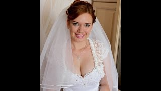 невеста Люба, венчание
