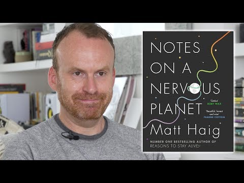 Matt Haig's Top 5 Tips for good mental health in a social media age