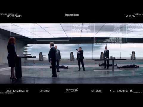"Marvel's ""Captain America: The Winter Soldier"" - Deleted Scene 3"