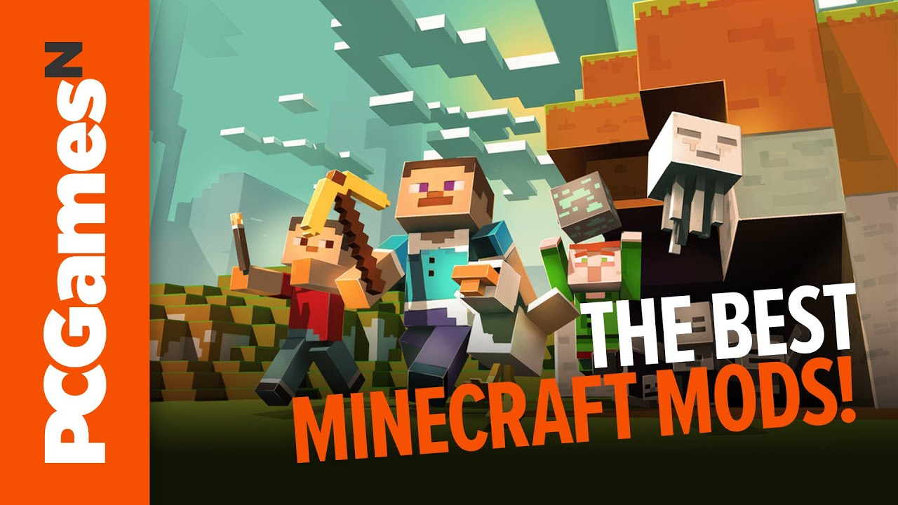 The best Minecraft mods  PCGamesN