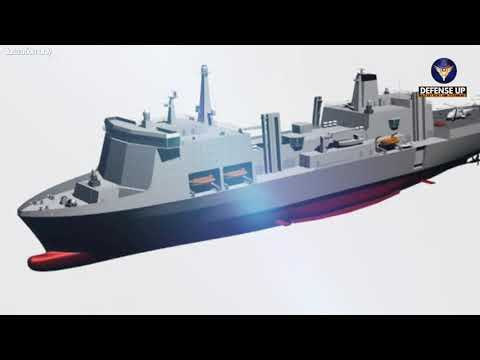 Design Development for Royal Navy's new Fleet Solid Support ships won by Larsen and Toubro