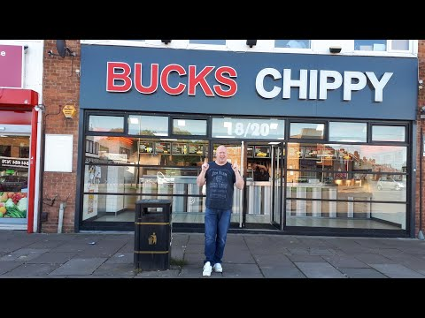 Bucks Chippy, Buckminster Road, Leicester. Food Review.