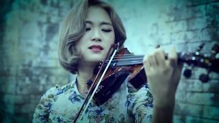 長崎は今日も雨だった(나가사키는 오늘도 비가왔다) - 조아람 바이올린연주