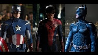 AMC Mail Bag - Are Stand Alone Superhero Films Finished? INTERSTELLAR