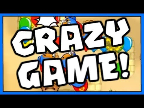 WHAT A GAME!!! The Most Crazy Game of Battles in a Long Time (Bloons TD Battles / BTD Battles)