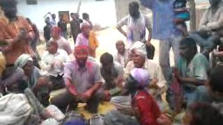 indian holi with faag song