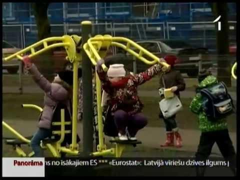 Igaunijā dzemdēt bērnus motivē ar plašu pabalstu sistēmu
