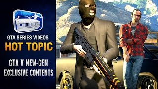 GTA 5 PC, PS4 & Xbox One Exclusive Contents for Returning Players - Hot Topic #5