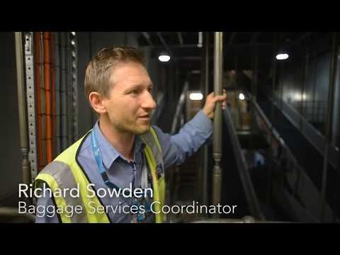Working at Brisbane Airport |  Baggage Handling Systems