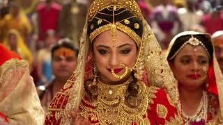 "Madirakshi Mandl from tv-serial ""Siya ke Ram""./Мадиракши в образе Ситы из сериала ""Сита и Рама""."