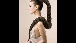 kaynak ve boncuk saç uygulaması çıt çıt saç nez cosmetic Thumbnail