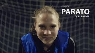 Laura giuliani: the accidental goalkeeper #teamvisa