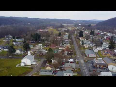 Perrysville Ohio - DJI Mavic Pro - Jan 2017