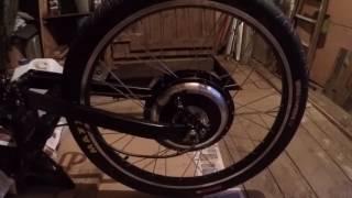 Электро Велосипед своими руками(Сборка электро велосипеда E-kross Polaris 1kw LIFEPO4 48v 20a., 2016-08-21T16:26:38.000Z)